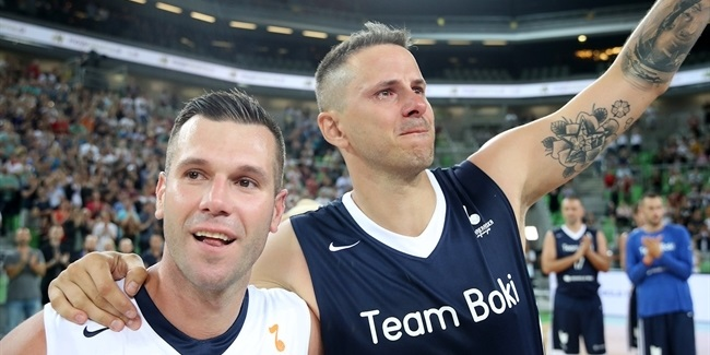 EuroLeague greats bid farewell to Becirovic, Nachbar