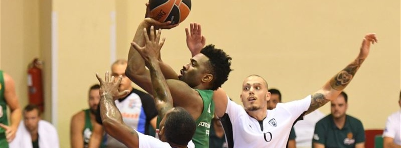 Turkish Airlines EuroLeague preseason: Panathinaikos, Milan win preseason debuts