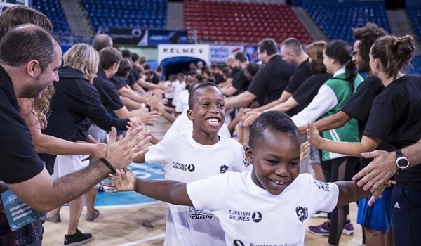 One Team workshop in Vitoria starts road to Final Four