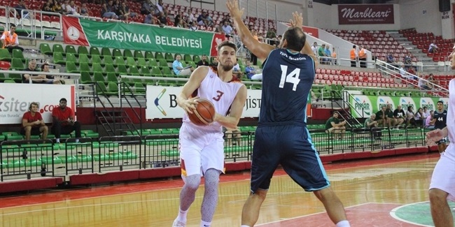 7DAYS EuroCup preseason: Tofas, Galatasaray win in Turkey