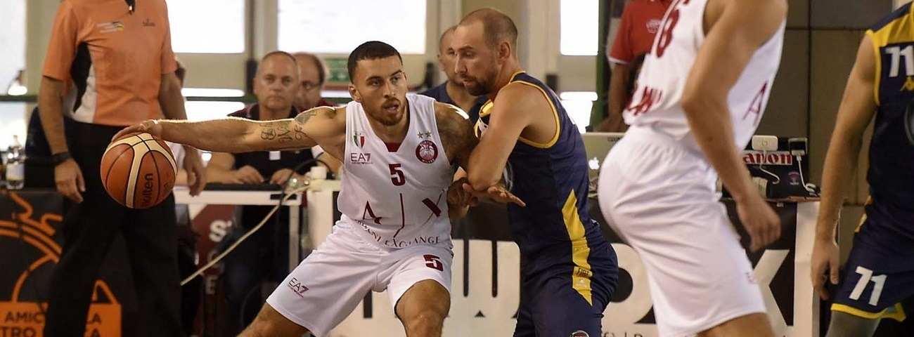Turkish Airlines EuroLeague preseason: Milan downs Fiat in Lucca