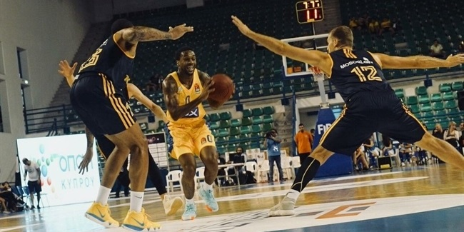 Turkish Airlines EuroLeague preseason: Maccabi, Madrid rally past EuroLeague foes