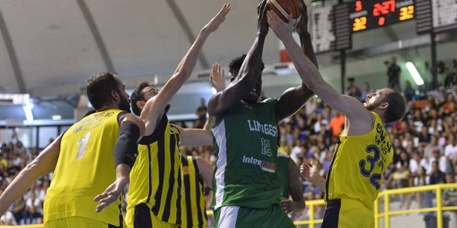 7DAYS EuroCup preseason: Limoges sinks Fenerbahce