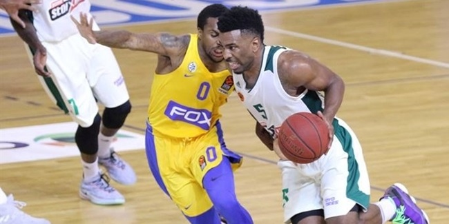 Turkish Airlines EuroLeague preseason: Langford leads Panathinaikos past Maccabi