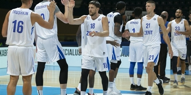 7DAYS EuroCup preseason: Another big win for Zenit