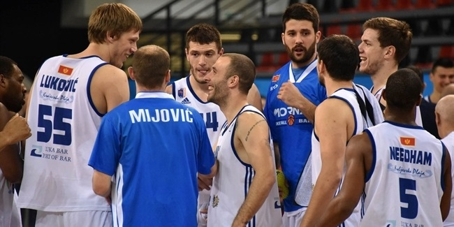 7DAYS EuroCup preseason: Mornar holds on for road victory