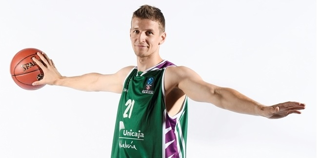 Adam Waczynski, Unicaja: 'Big challenges ahead!'