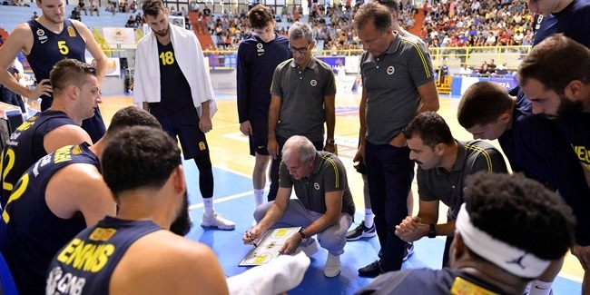 Roster Rundown: Fenerbahce Istanbul