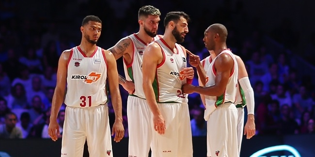Turkish Airlines EuroLeague preseason: Baskonia, Madrid reach Supercopa final