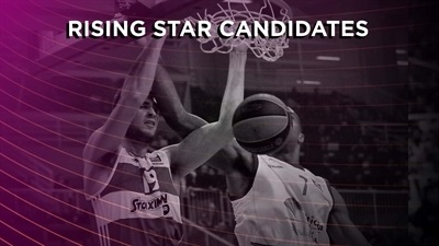 Top 10 Rising Star candidates