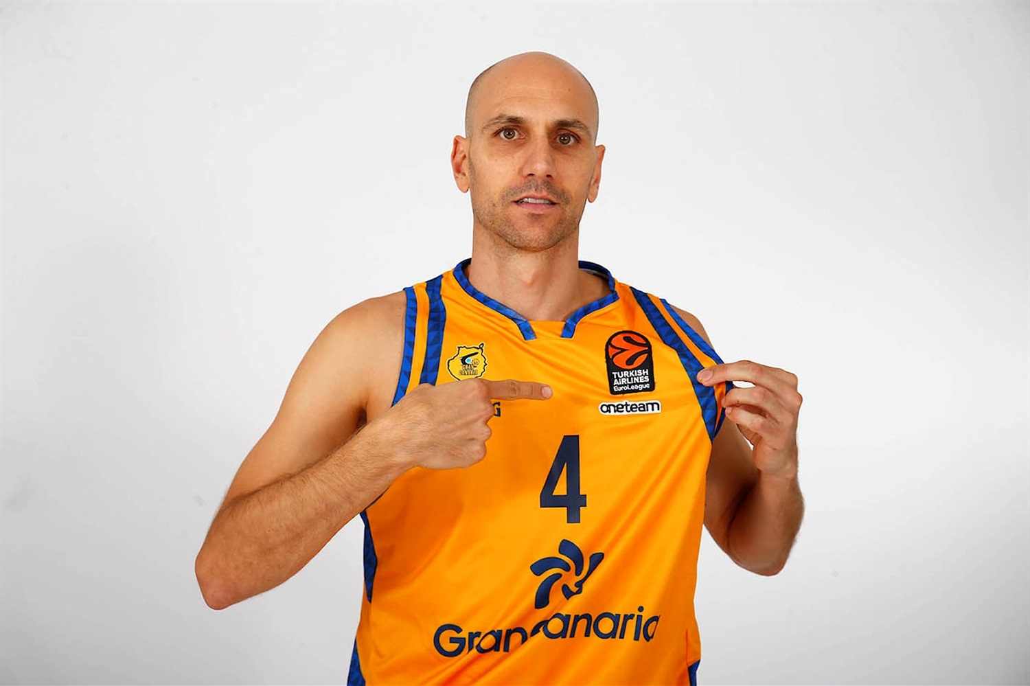 Albert Oliver - Herbalife Gran Canaria Media Day 2018 - EB18