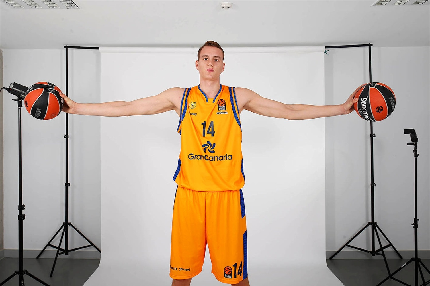 Anzejs Pasecniks - Herbalife Gran Canaria Media Day 2018 - EB18