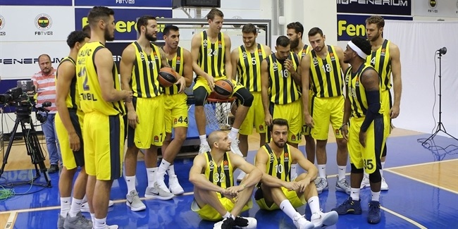Media Day Live: Fenerbahce Istanbul