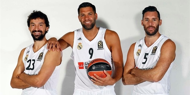 Media Day Live: Real Madrid