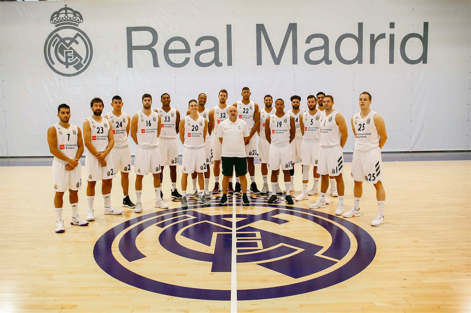 Real Madrid Media Day 2018 - EB18