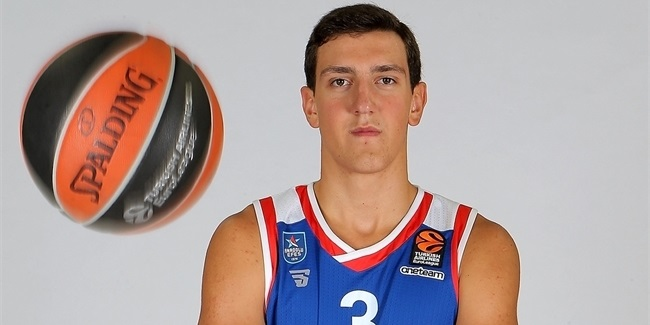 Efes loses Saybir for two months
