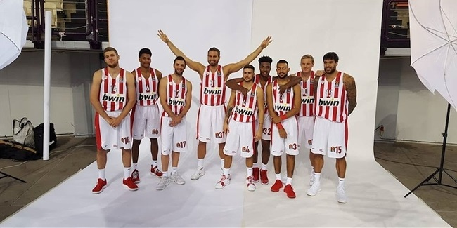 Media Day Live: Olympiacos Piraeus