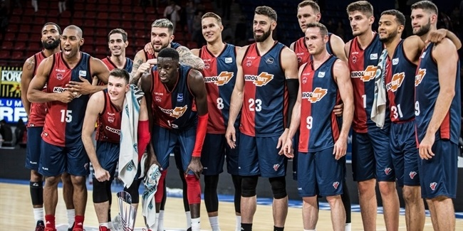 Turkish Airlines EuroLeague preseason: Baskonia downs ALBA on home floor