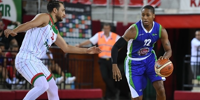 7DAYS EuroCup preseason: Tofas wins on the road