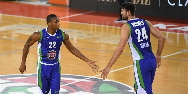 7DAYS EuroCup preseason: Tofas wins again in Izmir