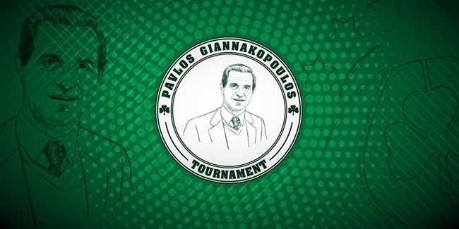 Panathinaikos rolls out green carpet for Pavlos Giannakopoulos Tournament