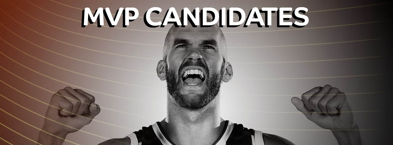 Top 10 EuroLeague MVP candidates