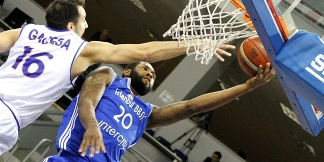 Buckner joins ASVEL short term