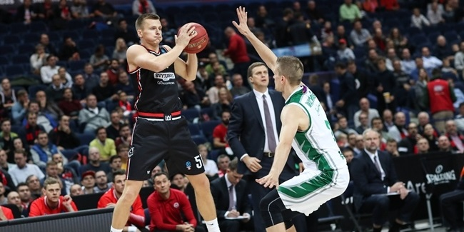 7DAYS EuroCup, Regular Season Round 1: Rytas Vilnius vs. Unicaja Malaga