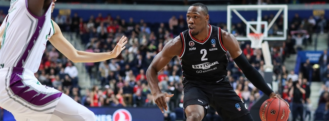Rytas releases Sutton