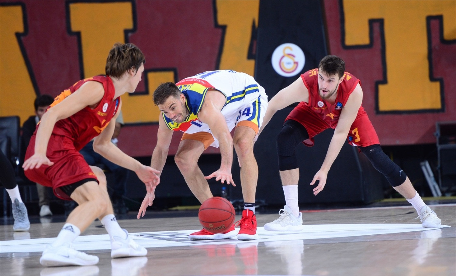 Oliver Stevic - MoraBanc Andorra (photo Galatasaray) - EC18