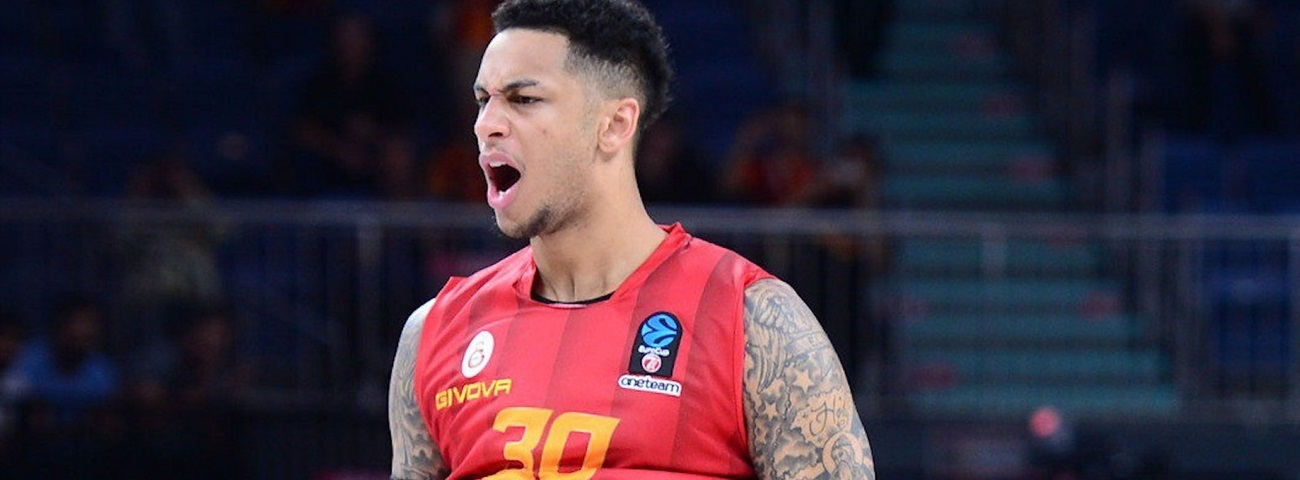 Auguste, Galatasaray start EuroCup season in style