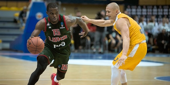 7DAYS EuroCup, Regular Season Round 1: Arka Gdynia vs. Lokomotiv Kuban Krasnodar