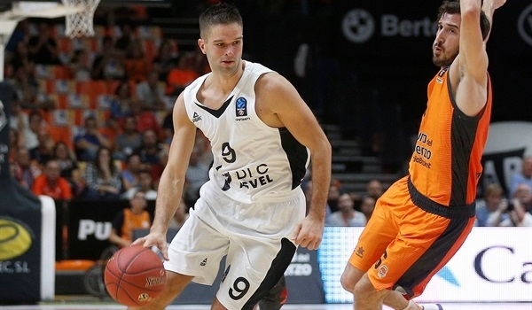 Kalnietis fitting in right away for ASVEL
