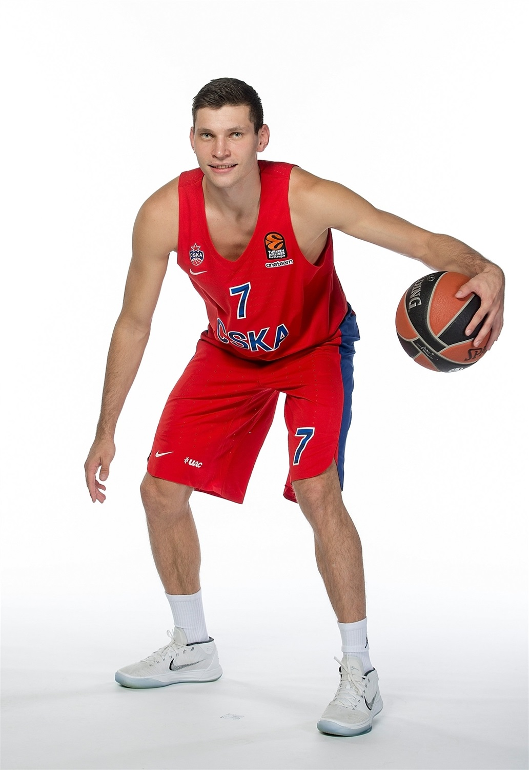 Ivan Ukhov - CSKA Moscow Media Day 2018 - EB18
