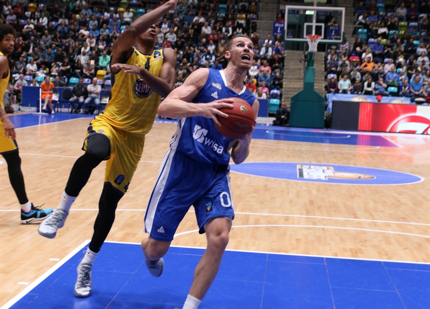 Erik Murphy - Fraport Skyliners Frankfurt (photo Fraport Skyliners) - EC18