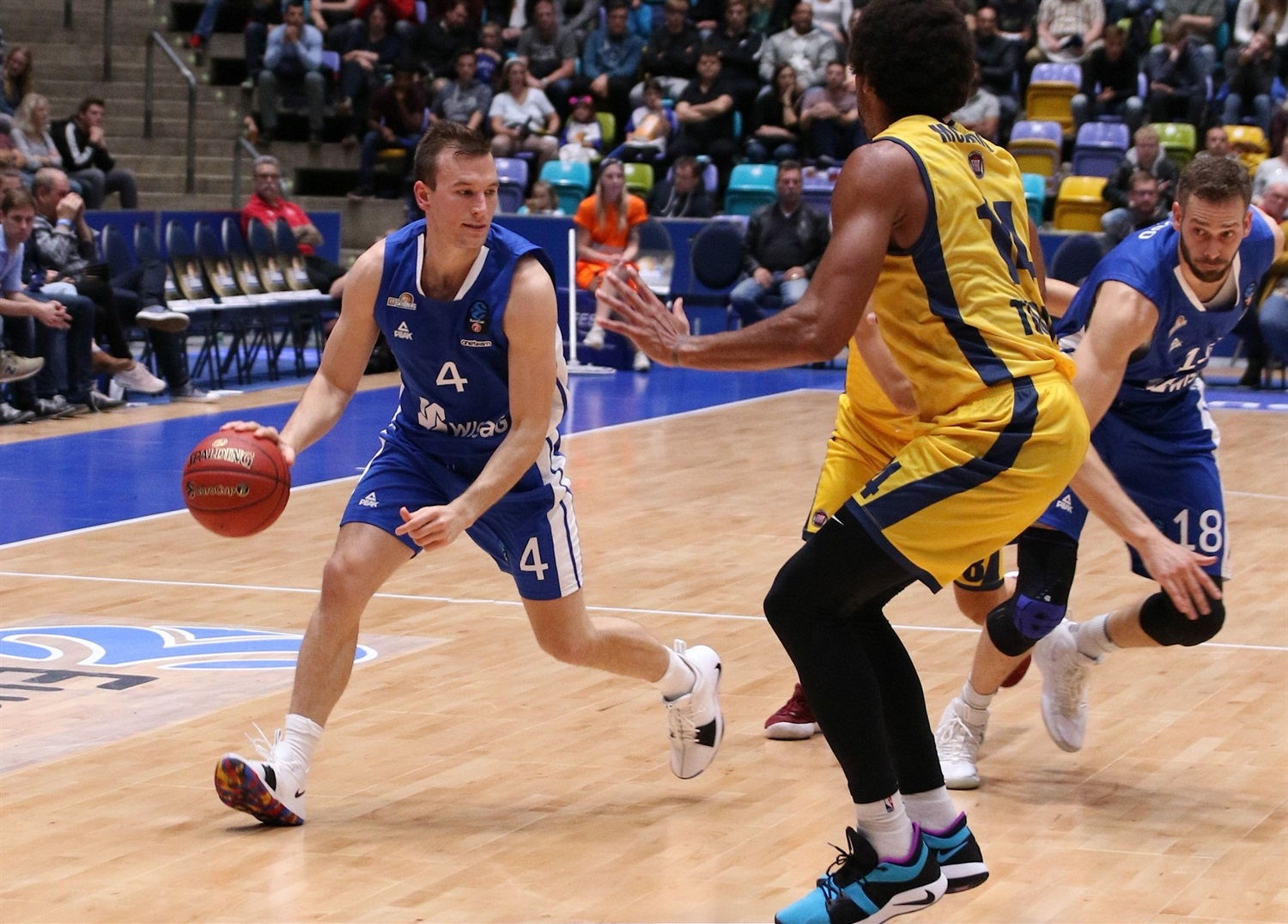 Brady Thomas Heslip - Fraport Skyliners Frankfurt (photo Fraport Skyliners) - EC18