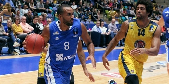 Akeem Vargas, Skyliners: 'We have a great competitive spirit'