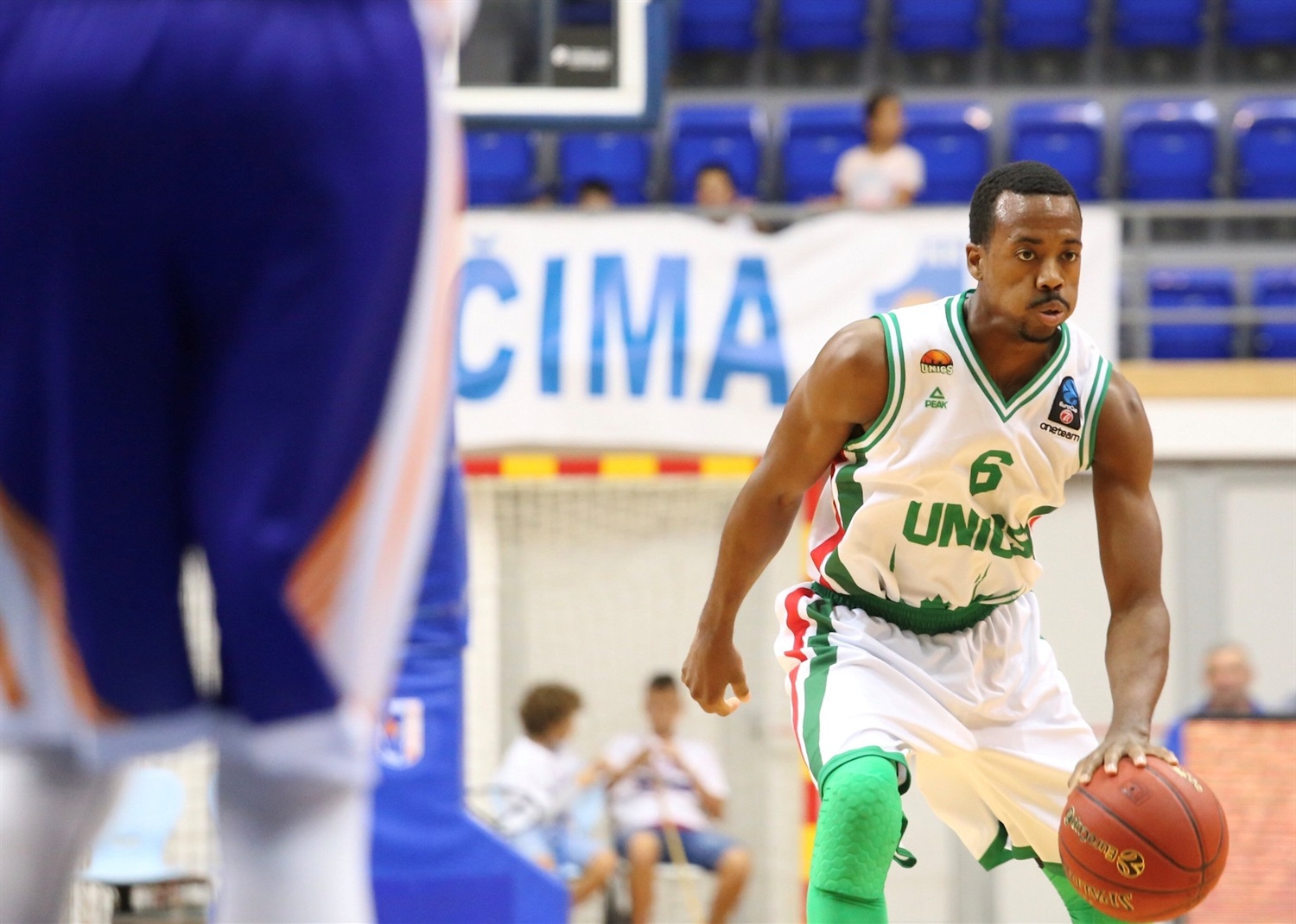Errick McCollum - UNICS Kazan (photo Mornar Bar) - EC18