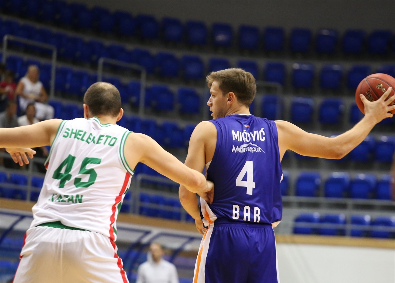 Strahinja Micovic - Mornar Bar (photo Mornar Bar) - EC18