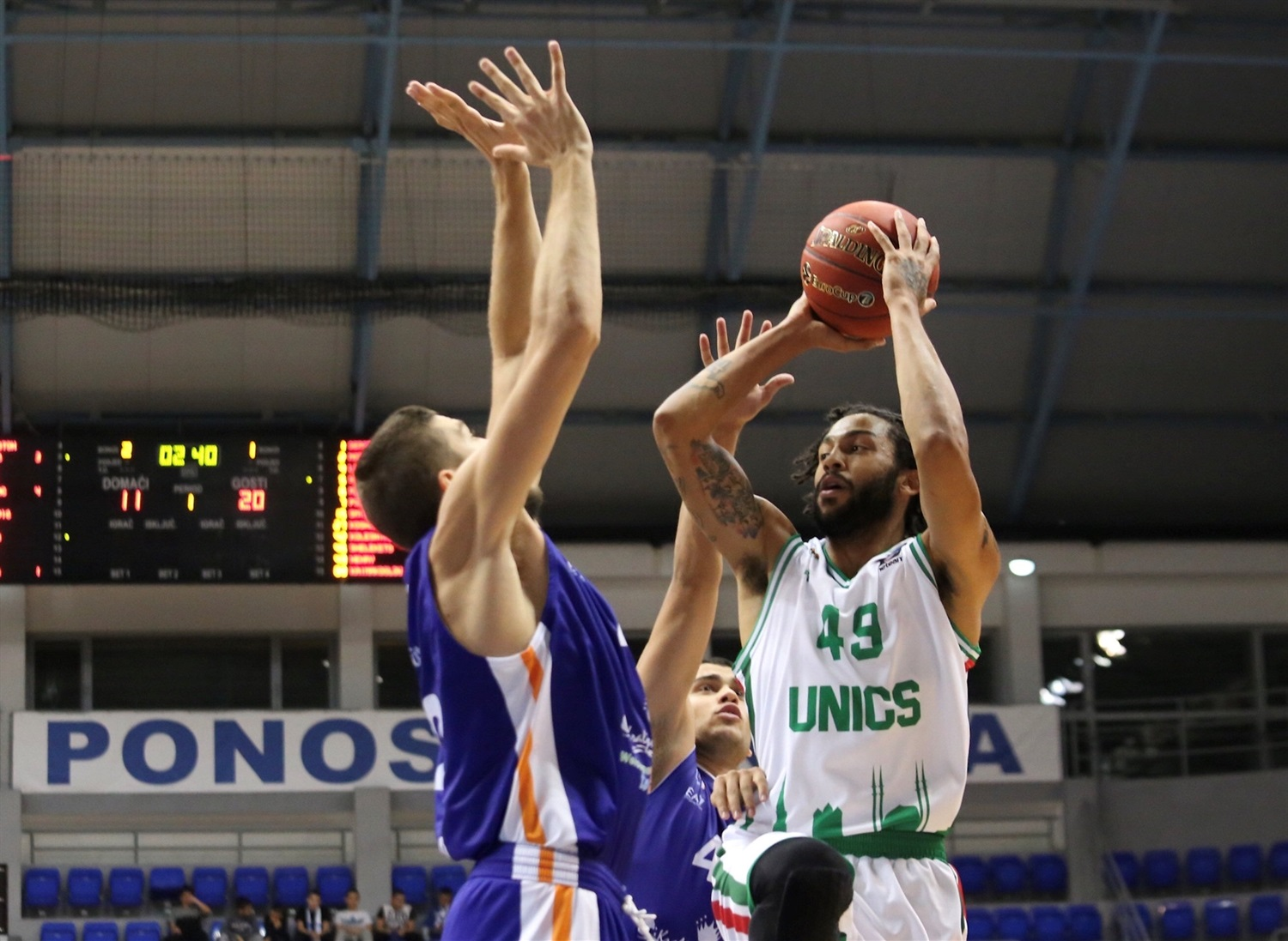 Pierria Henry - UNICS Kazan (photo Mornar Bar) - EC18