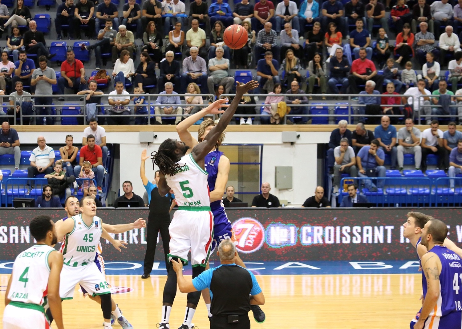 Maurice Ndour - UNICS Kazan (photo Mornar Bar) - EC18