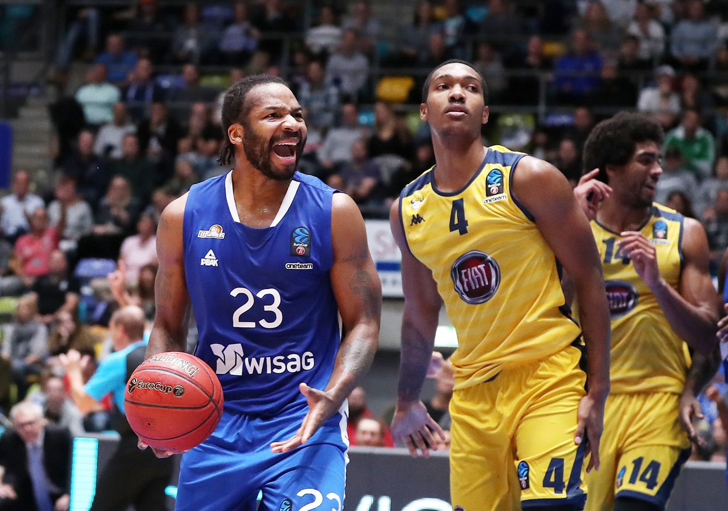 Quantez Robertson - Fraport Skyliners Frankfurt (photo Fraport Skyliners) - EC18
