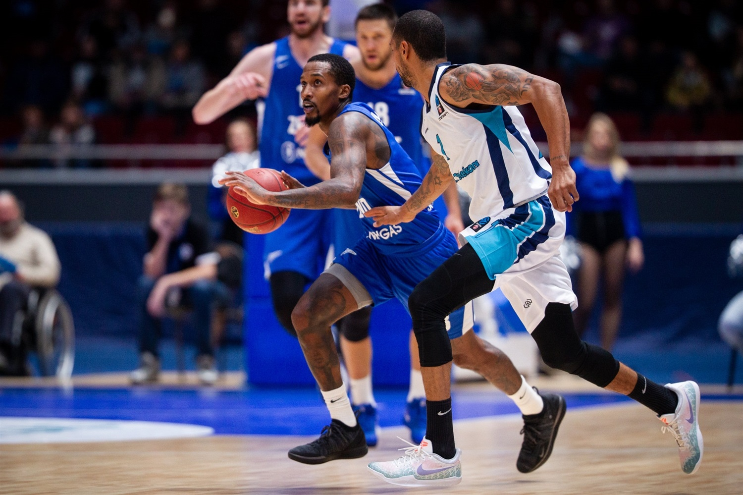 Brandon Jennings - Zenit St Petersburg (photo Zenit) - EC18