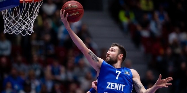 Sergey Karasev, Zenit: 'I hope we... keep improving as a team'