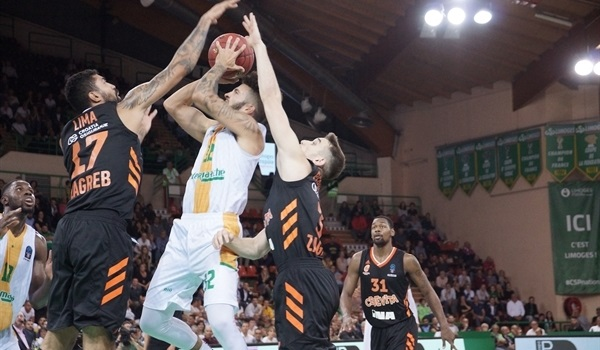 RS Round 1: Limoges youngsters star to defeat Cedevita