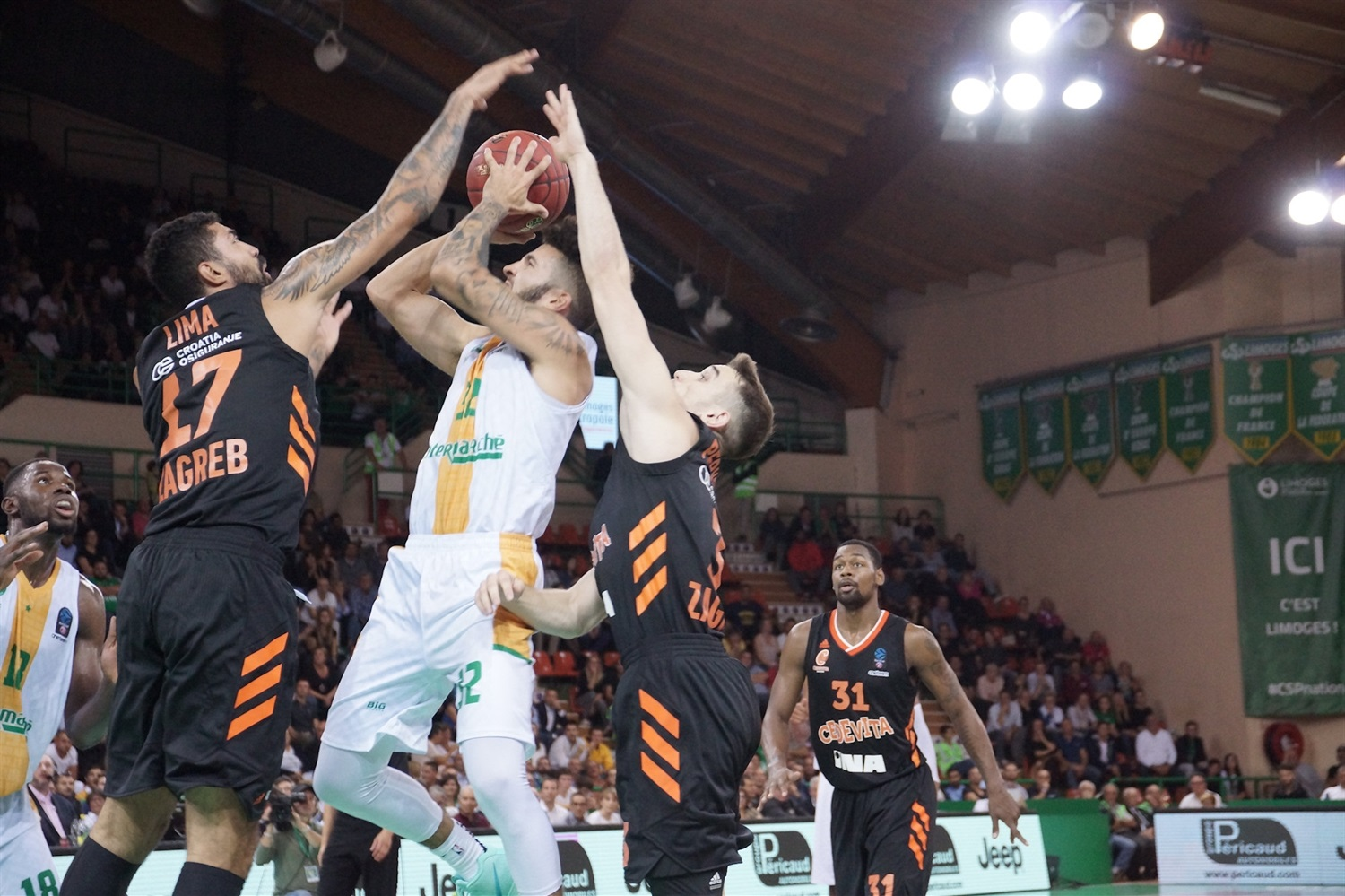 London Perrantes - Limoges CSP (photo Limoges) - EC18