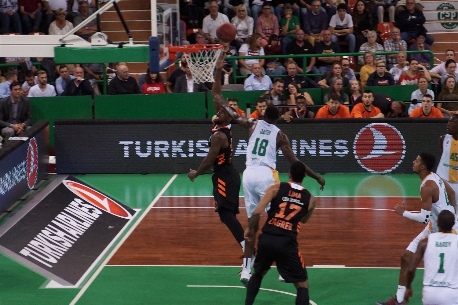 James Bell - Cedevita Zagreb (photo Limoges) - EC18