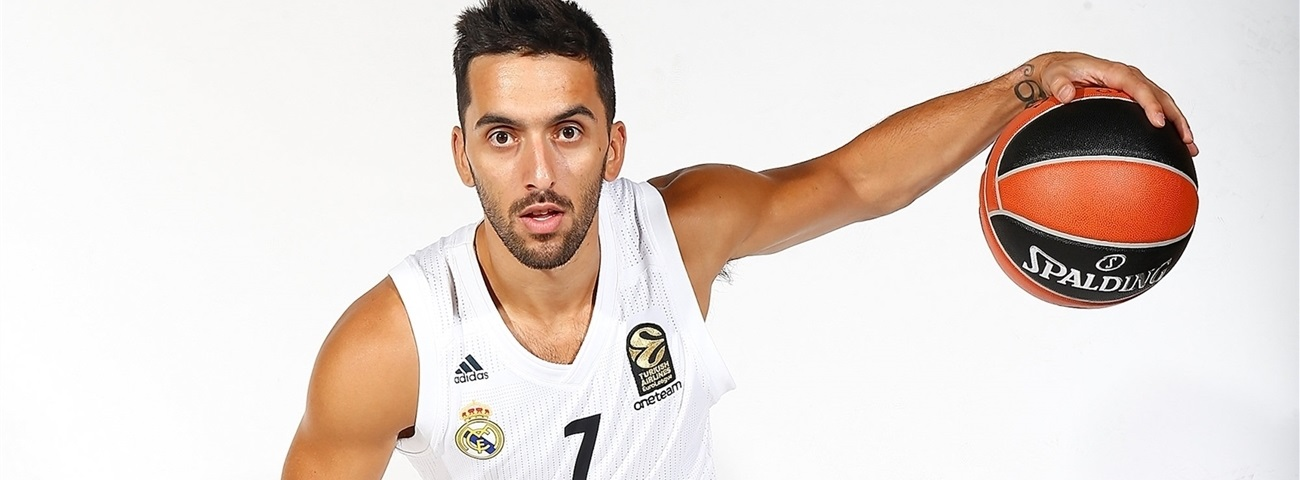 Facundo Campazzo, Madrid: 'We have to be ready for a very competitive EuroLeague'
