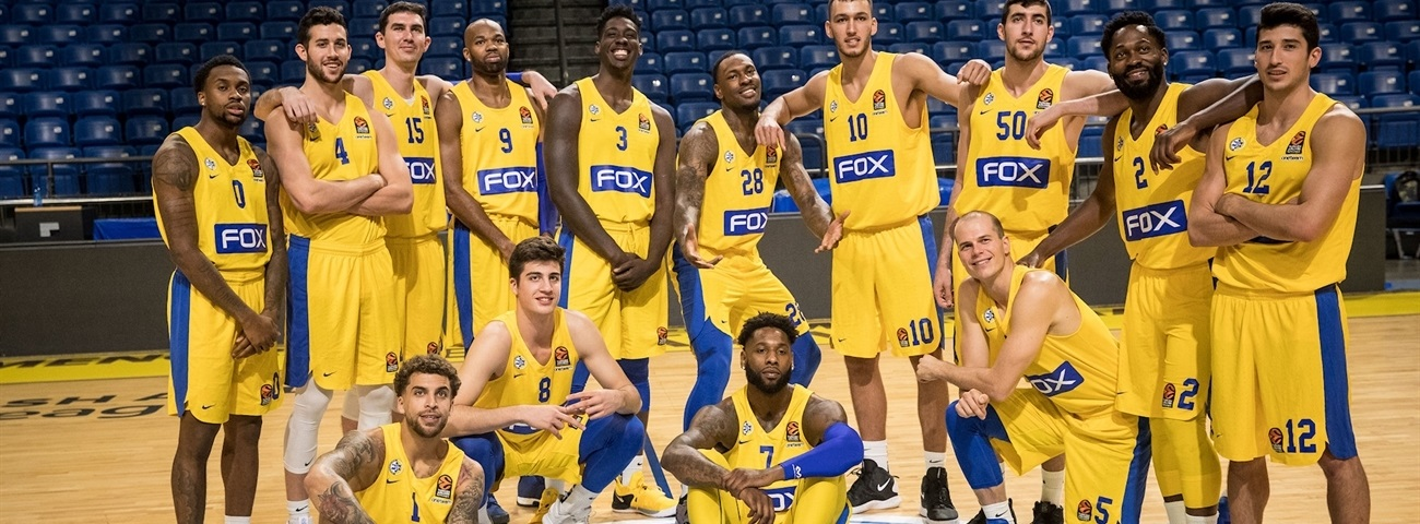 Media Day Live: Maccabi FOX Tel Aviv