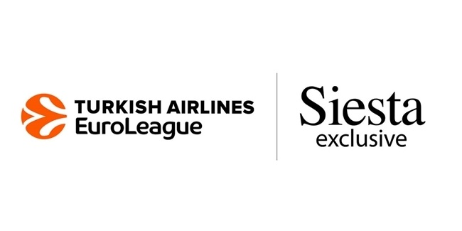 Siesta furniture joins Euroleague Basketball as Official Partner